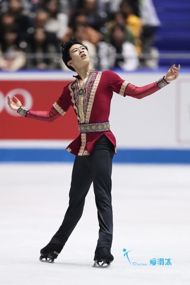 USA-Nathan Chen